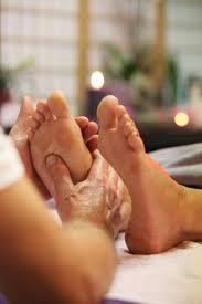 Fußreflexmassage